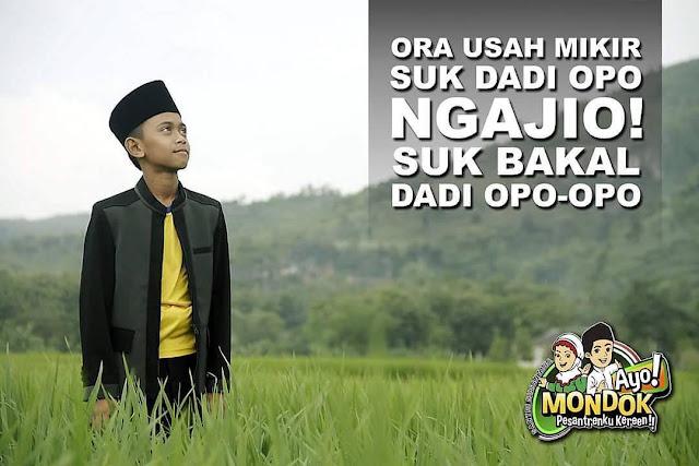 Kata Mutiara Santri Indonesia