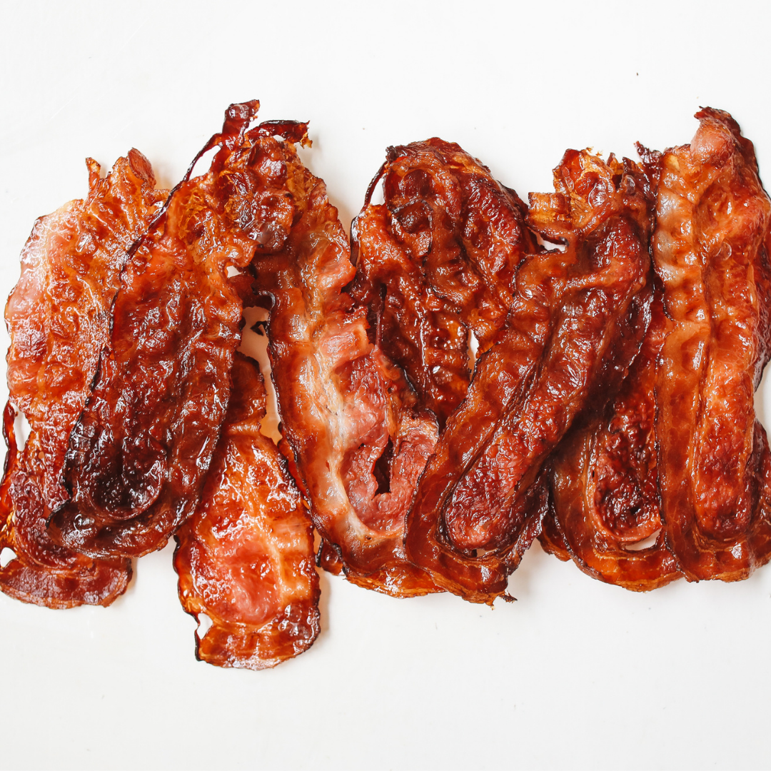 60 recipes that make bacon the star ingredient! See them now on Taste As You Go!