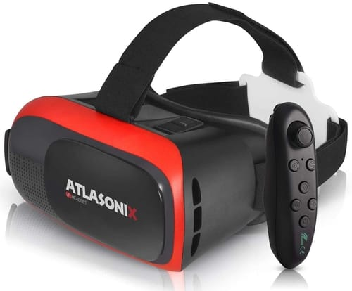 Atlasonix 3D Virtual Reality VR Headset