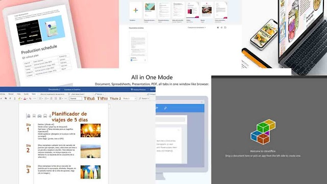 The five best free alternatives to Microsoft Word