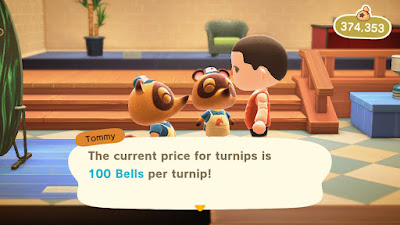 Selling Turnips - Week 10