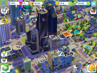 City Mania: Town Building Game Apk - Free Download Android Applications