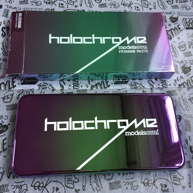 Models Own Holochrome eyeshadow palette
