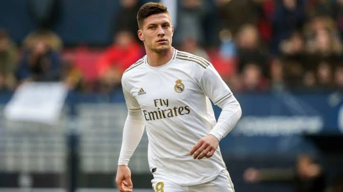 Luka Jovic will not travel for international duty to avoid missing Madrid pre-season first game