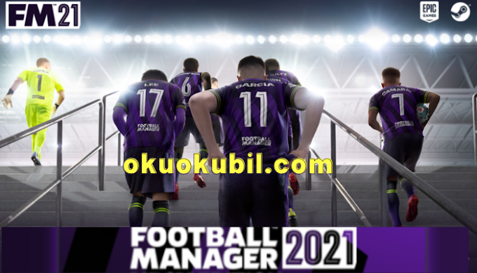Football Manager 2021: FM 21 12.0.3 Kilitsiz Apk + Obb Kasım 2020