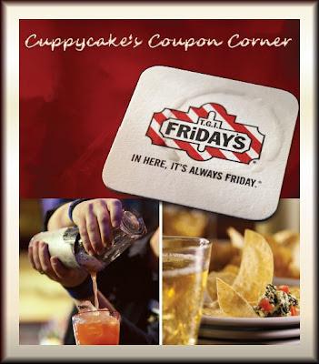 graphic regarding Tgi Fridays Printable Coupons named Tgi fridays printable coupon / Print Wholesale