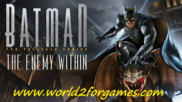 """Free Download Batman The Enemy Within ""Fitgirl Repack"