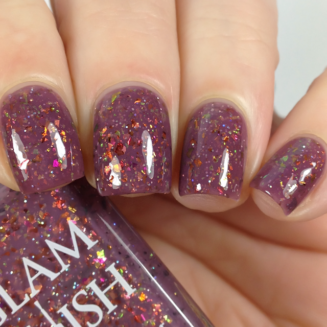Glam Polish-Through Dangers Untold