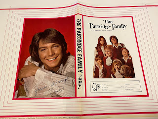 #music #partridgefamily #nostalgia #tvshow #1970s #estatesalefinds #beatles #discovery #entertainment #foundastory