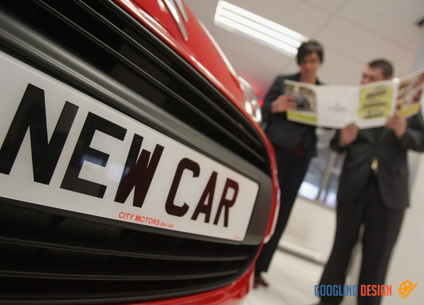 Even odd numbers trigger an increase in car sales?
