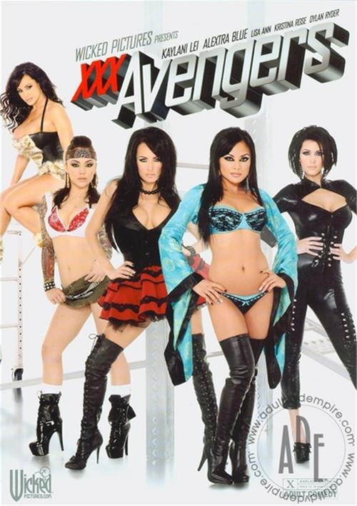 [18+] XXX Avengers (2011)