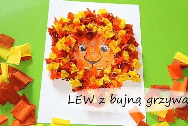 http://www.kreatywniewdomu.pl/2019/06/lew-z-bujna-grzywa.html
