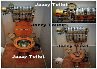 Top Weirdest and Hotest Toilets Ever Made in this Decade