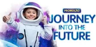 Promoção Journey Into The Future Pingu's English