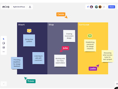 Another Good Tool to Enhance Teachers Remote Collaborative Team Work