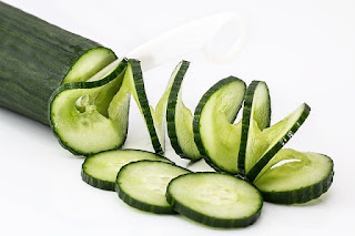 Cucumber: benefits to a glowing skin at home