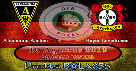 Prediksi Bola855 Alemannia Aachen vs Bayer Leverkusen 10 Agustus 2019