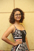 Actress Aditi Myakal Looks gorgeous in Sleeveless Deep Neck Top at Ami Tumi success meet ~  Exclusive 183.JPG