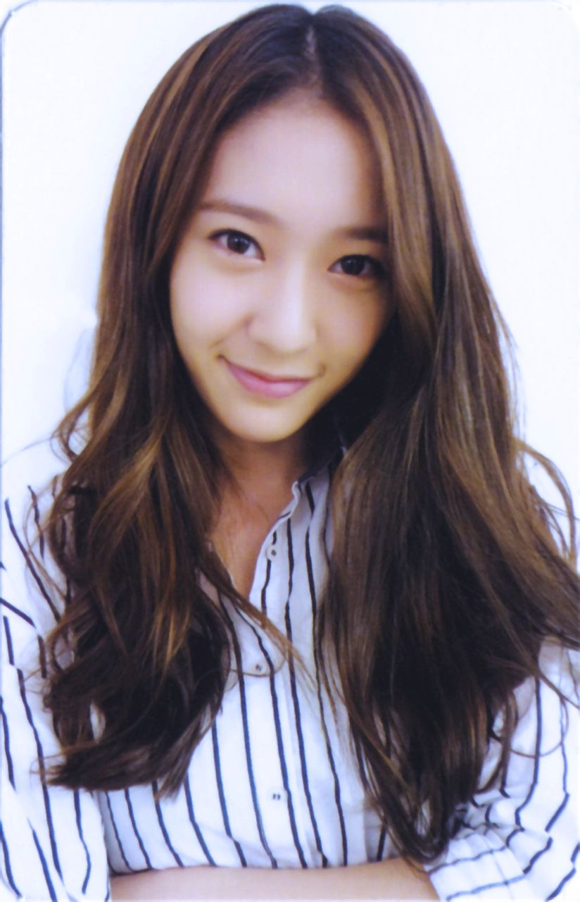 Happy Birthday to f(x)'s Krystal #HappyKrystalDay | Daily ...