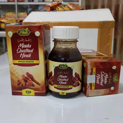 Madu Qusthul Hindi El Husna Immune Booster