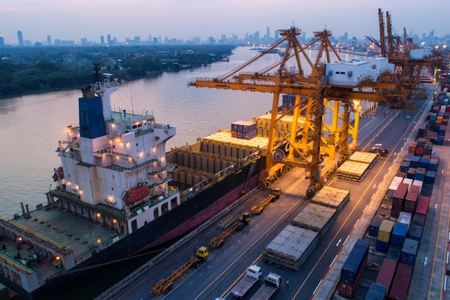Inland Waterways Cikarang Solusi Terbaik Sebagai Transportasi Logistik