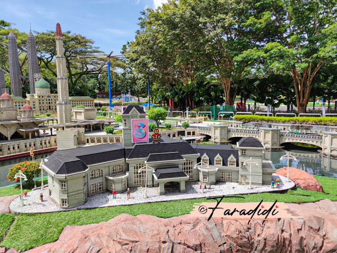 Seronok Betul Hunt Gingerbread Man Di Legoland Malaysia!