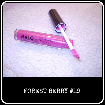 Forest Berry lipgloss