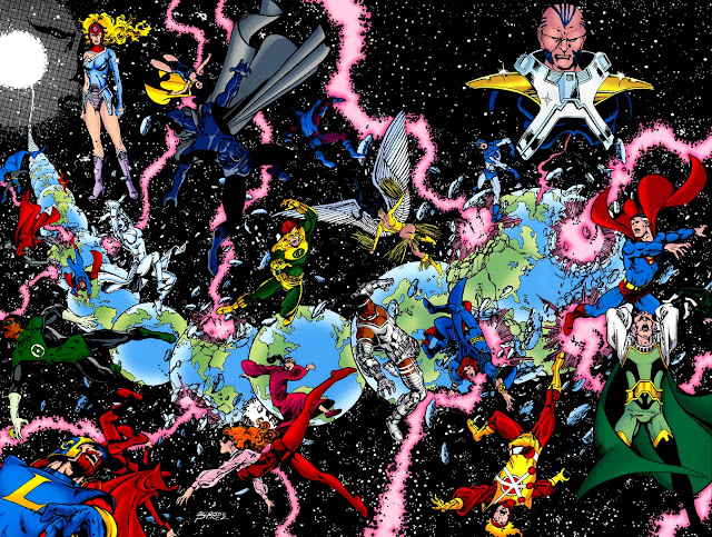 Crisis of Multiverse,