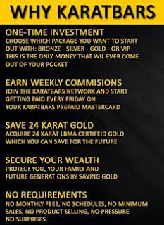Free Online Money Making Opportunity: Earn Financial Freedom With KaratBars