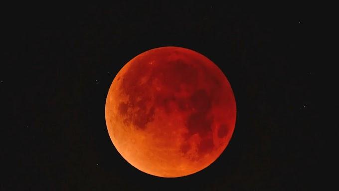 Лунное затмение 5 июля 2020г. Выходим из коридора, напоследок громко хлопнув дверью: начинаем новую жизнь.