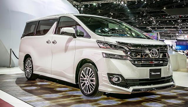 Fitur All New Alphard Toyota Camry Philippines Interior Eksterior Dan Vellfire 2015 Dealer Resmi