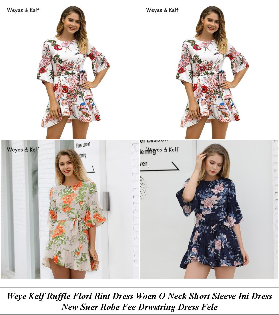 Summer Beach Dresses - Sale On Brands Online - Velvet Dress - Cheap Clothes Online Uk