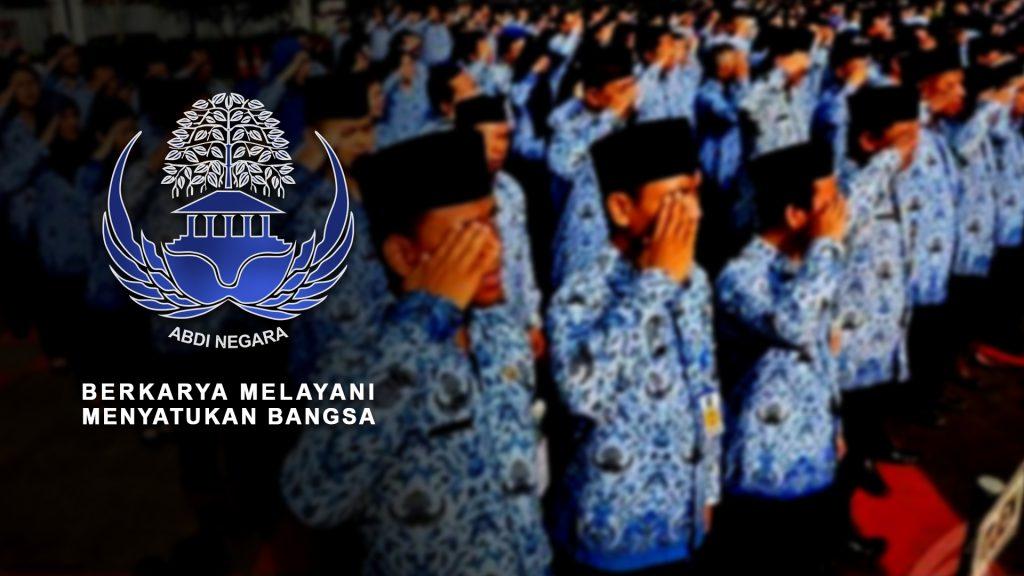 Batik Korpri Simbol Aparat Negara