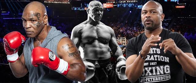 Mike Tyson vs. Roy Jones Jr. Fight Highlights