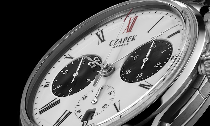CZAPEK new models - Expression in enamel