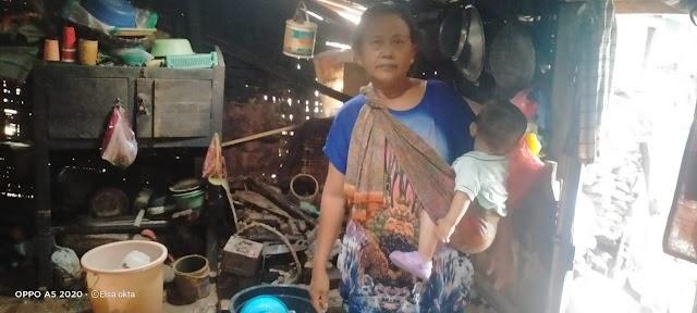 Korban Bencana Banjir Di Pardasuka, Kabupaten Pringsewu Belum Mendapatkan Bantuan