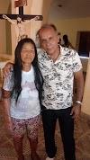 Descendentes de Roberto Ramos visitam o povoado centenário de Cachoeira do Roberto zona rural de Afrânio-PE.