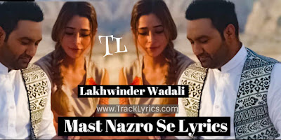 mast-nazro-se-lyrics