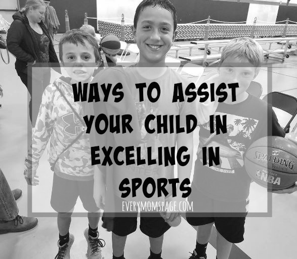 Ways to Assist your Child in Excelling in Sports
