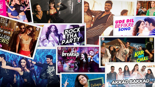bollywood party songs 2016
