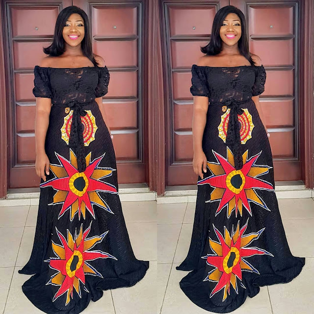 2019 Gorgeous Asoebi Styles for Wedding and Other Events