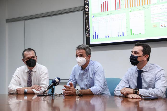 Μητσοτάκης: Αντιμετωπίζουμε τον χειρότερο καύσωνα από το 1987