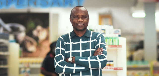 #SponsorsOfBrave 8th Nominee Pharmacist Rex Dlamini #AdcockIngramOTC