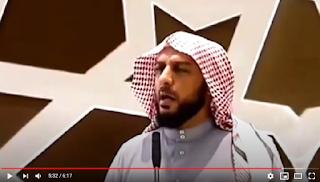 Ceramah Syekh Ali Jaber Sebelum Ditusuk Singgung Ketidakadilan dan Bahaya Negara Sekuler