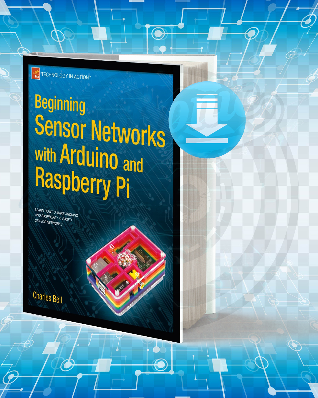 Free Book Beginning Sensor Networks with Arduino and Raspberry Pi pdf.