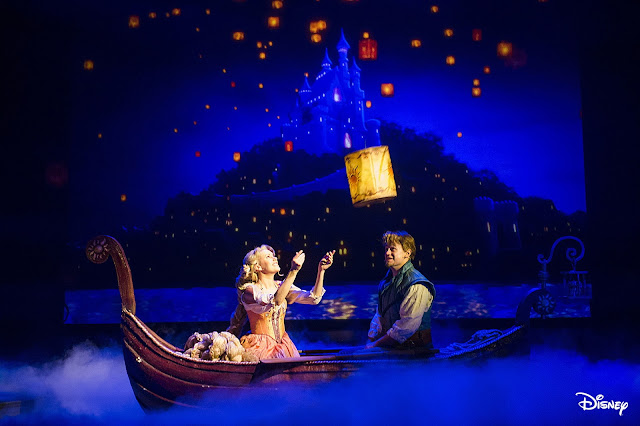 Virtual Viewing, Tangled: The Musical, Disney Cruise Line, Disney Maagic Moments, Disney Magic, Best day ever, Disney Princess
