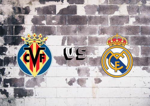 Villarreal vs Real Madrid  Resumen y Partido Completo