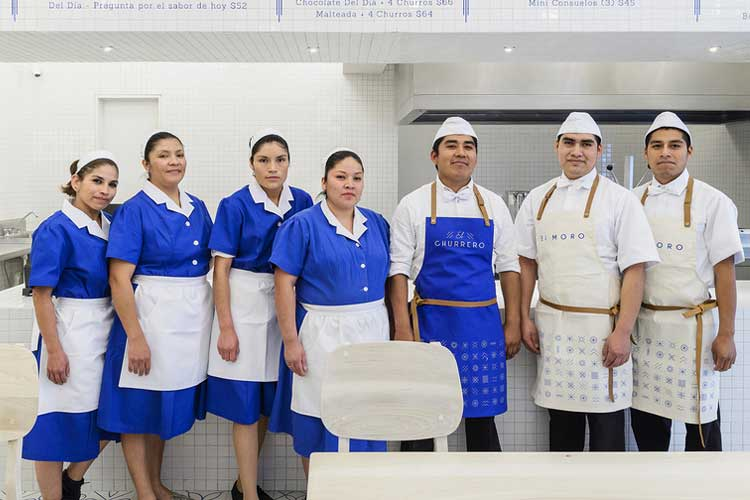 Áo bếp Nam Nữ 10 mẫu xu hướng 2021