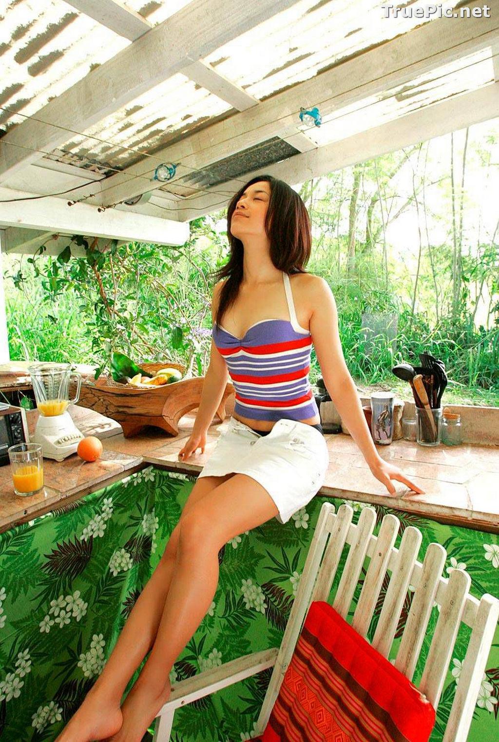 Image Japanese Model - Sakura - Sakuku Image Photobook - TruePic.net - Picture-8