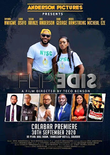 NEWS: CROSS RIVER GOVERNOR & WIFE FOR PREMIERE OF 'FLIP SIDE' ON WEDNESDAYT & TOP NOLLYWOOD STARS EXPECTED TO ATTEND